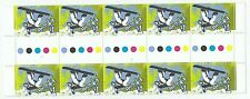 2006 'EXTREME SPORTS - SNOW BOARDING' - GUTTER STRIP of 10 x $1.00 MNH STAMPS