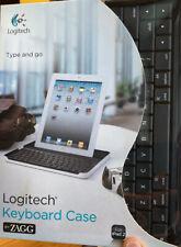 Logitech Keyboard Case for iPad 2, IPad (3rd Generation) - new, sealed in box