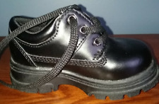 Nevada Shoes Infants Size 5 Black Oxford Shoes