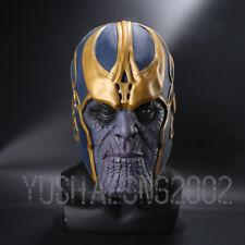 Iron Man Thanos Mask Cosplay costume Maske Helmet Helm Kostüm Captain America