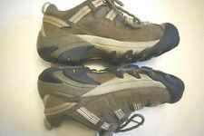 Keen Targhee ii low rise hiking shoe womens US 5 EU 35 brown waterproof boot