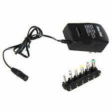 Universal AC DC Power Supply Adaptor Plug Charger 3 4.5 6 7.5 9 12-Volts