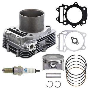 NICHE Cylinder Piston Gasket Kit 2002-2007 Suzuki Eiger 400
