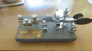 Vibroplex Champion Bug Telegraph Key Ser. 201367
