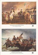 US Stamp - 1976 American Revolution - Set of 4 Souvenir Sheets #1686-9