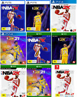NBA 2K21 PS5 PS4 Nintendo Switch XBOX One Series S Basketball Sports Game
