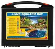 Sera Aqua-Test Box Testlabor Süßwasser, Teich mit  Reagenzien Wassertest