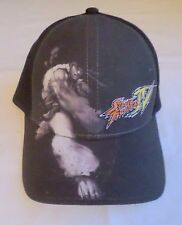 Streetfighter IV Cap Hat NEW Cotton/Poly A Flex Band Many Available