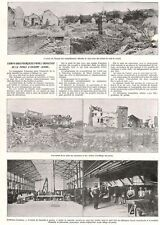 CHAUNY CIE INDUSTRIE DE LA PERLE, ETS LUFBERY CHARDONNIER HUILES ADP 1922