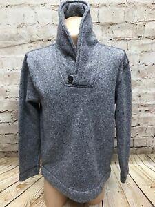 Old Navy Boys Medium Size 8 Light Gray Pull Over Sweater