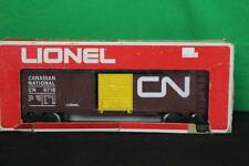 Vintage Lionel Canadian National Box Car Model Train Toy Track Engine Hobby