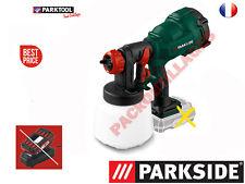 PARKSIDE® Pistolet à peinture sans fil »PFSA 20-Li «, 20 V Ss Batteire ni charg.