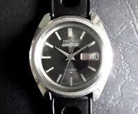 Seiko 5 Actus 7019-7040 Japan Vintage Mechanical Automatic Men's Watch 21,600bph