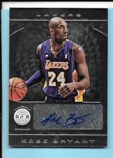 2013-14 Panini Totally Certified Kobe Bryant Beautiful BOLD Autogaph Lakers