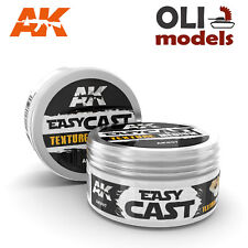 EASY CAST TEXTURE for AFV models 72ml - AK Interactive 897