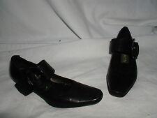 chaussures jb martin cuir noir 36