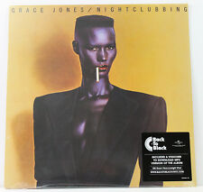 GRACE JONES Nightclubbing LP vinyl 180g D/L Eur Back To Black  New/Sealed