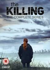 The Killing Complete Series 1, 2, 3 + 4 (The Final) Blu ray Box Set RB