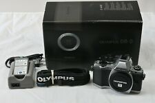 Olympus OM-D E-M10 16.1MP Digitalkamera - Silber (Nur Gehäuse) in OVP