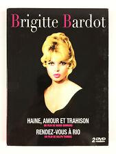 Brigitte Bardot : Haine, amour et trahison / Rendez-vous à Rio 2 DVD