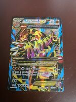 Pokemon Primal Groudon EX 151/160 Full Art Holo Rare Primal Clash M/NM