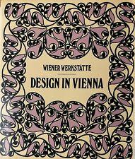 SCHWEIGER J.W., Wiener Werkstatte. Design in Vienna 1903-1932. Abbeville 1984