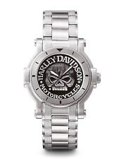 New Harley-Davidson® Men's Bulova Men's Watch #76A11