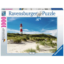 Ravensburger Lighthouse in Sylt Jigsaw Puzzle - 1000 Pieces (13967)