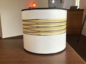 Mid Century Modern Vintage Style Lamp Shade Atomic Retro 8810