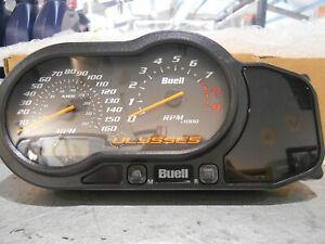 BUELL XB12X ULYSSES SPEEDO/INSTRUMENT CLUSTER Y0500.3AK