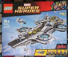 LEGO SUPER HEROES MARVEL ``THE SHIELD HELICARRIER´´ Ref 76042  NUEVO A ESTRENAR