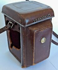 Yashica D TLR Camera Case Only with neck strap