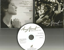 AMY GRANT Takes a Little time RARE BEHIND THE SCENES FOOTAGE VIDEO USA CD single