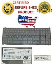 Genuine HP ProBook 4510s Laptop Keyboard PN 516884-001 OEM *Tested Working*