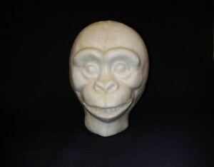 Taxidermy Form Monkey Butt 360
