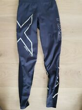 2XU Wind Defence Compression Jogging Fitness Tights Women's Size XS