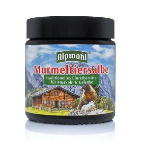 Murmeltiersalbe Alpwohl - 100 ml