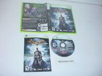 BATMAN: ARKHAM ASYLUM game complete in case w/ manual for Microsoft XBOX 360