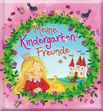 Freundebuch Meine Kindergarten Freunde Prinzessin Ab 4 Jahren ArsEdition + BONUS
