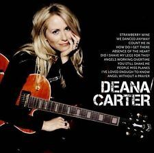 Icon by Deana Carter (CD, May-2013, Capitol) sealed new Best of