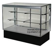 Brand New 5' Aluminum Frame Glass Bellisimo Display Show case - Bellisimo