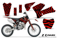 KTM SX85 SX105 2006-2012 GRAPHICS KIT CREATORX DECALS ZCAMO R