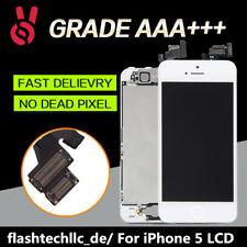 Für iPhone 5 Display Mit RETINA LCD VORMONTIERT Komplett Weiß WHITE Werkzeug