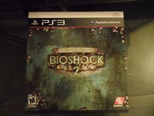 BioShock 2 (Special Edition) Limited Brand New (Sony Playstation 3, 2010) MINT !