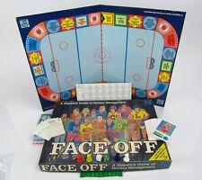 Vintage 1974 Face Off Board Game Slapstick Game of Hockey Management