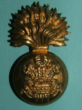RARE VICTORIAN PERIOD ROYAL WELSH FUSILIERS GLENGARRY BADGE - 100% ORIGINAL!!!