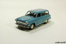 GAZ-22 Volga M-1962. (Auto Legends of USSR), scale model cars 1:43