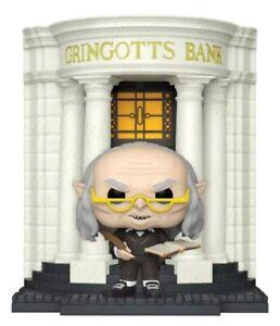 Harry Potter - Gringotts Head Goblin with Bank Funko Pop! Deluxe ***PRE-ORDER**