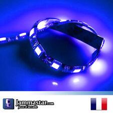x1 x3 x5 Bande de 18 LED Bleu - 30cm 12v - Blue LED stripe
