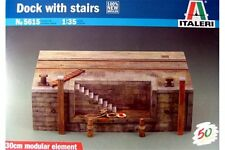 ITALERI 5615 1/35 Dock with stairs